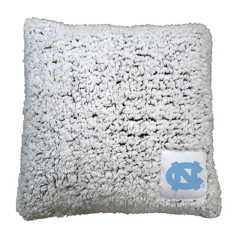"UNC Sherpa Throw Pillow - 16"" x 16"""
