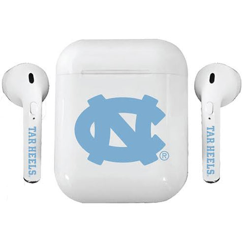 UNC Tar Heels Wireless Earbuds