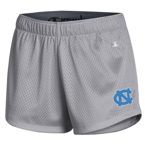 Active Grey Champion Women's Mesh UNC Shorts