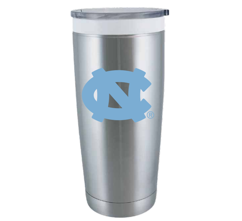UNC Tumbler in Stainless Steel 22 oz Travel Mug