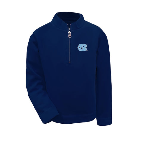 UNC Tar Heels Toddler Quarter Zip Jacket