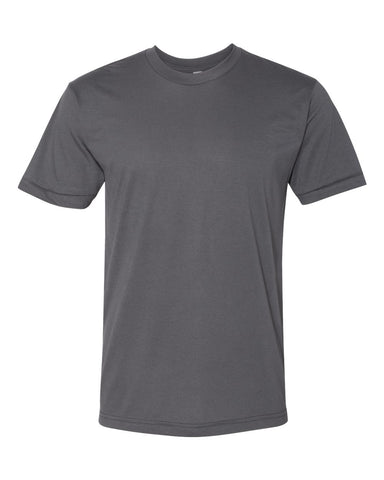 Charcoal Grey Adult T-Shirt Blank