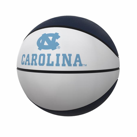 North Carolina Tar Heels Logo Brands Signature Basketball