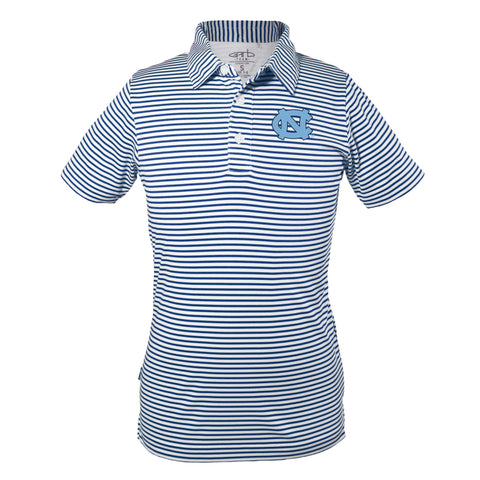 North Carolina Tar Heels Garb Youth Boys Poly Polo