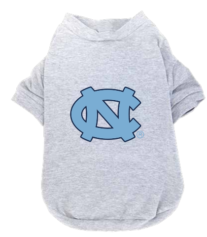 North Carolina Tar Heels Jardine UNC Dog Shirt
