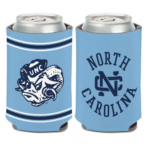 UNC Vault Coozie 2 Sided Carolina Tar Heels Can Hugger