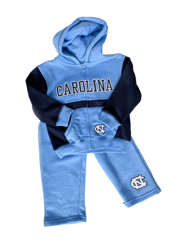 UNC Tar Heels Toddler Sweatsuit