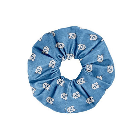Spirit Scrunchie by League - North Carolina Tar Heels Carolina Blue UNC Scrunchie