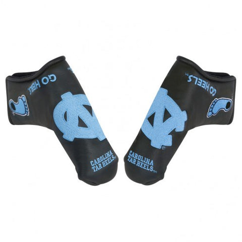 UNC Golf Putter Headcover by Wincraft
