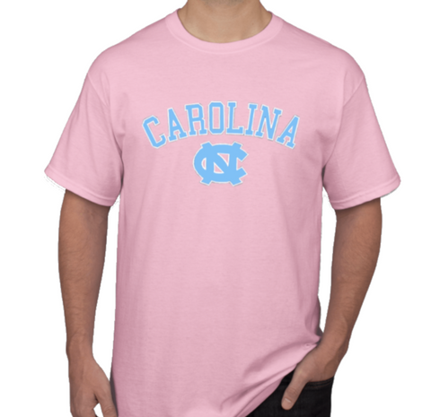 North Carolina Tar Heels UNC Classic Adult T-Shirt