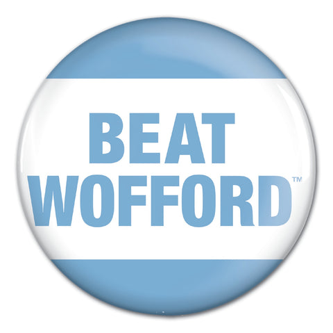 SHB Beat Wofford Button
