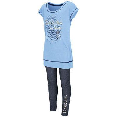 North Carolina Tar Heels Youth Tunic and Leggings UNC Set
