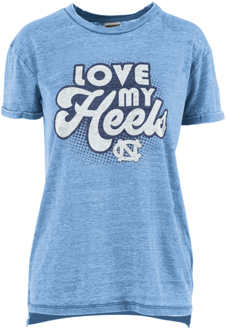 Women's UNC Tar Heels T-Shirt Retro