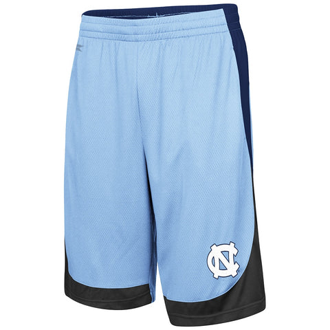 North Carolina Tar Heels Colosseum Youth Hall of Fame Shorts - Carolina Blue