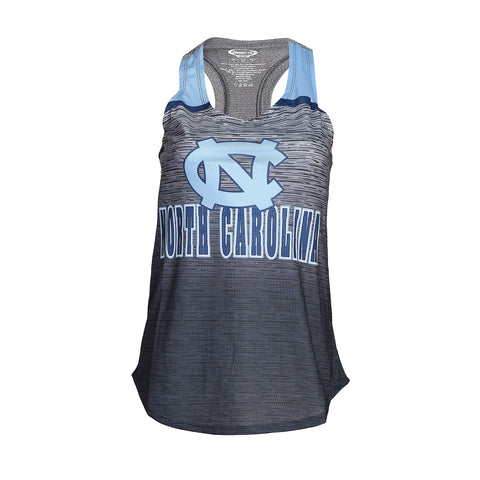 North Carolina Tar Heels College Concepts Flyaway Tank Top