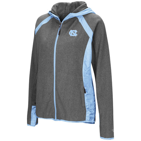North Carolina Tar Heels Colosseum Women's Tidwell Full Zip Hooded