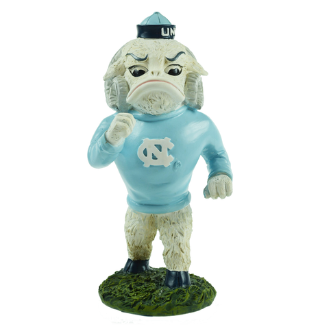 North Carolina Tar Heels Oxbay Painted Rameses Figurine