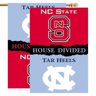NC State House Divided Vertical Banner