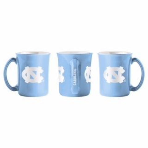 North Carolina Tar Heels Boelter 15 Oz Carolina Cafe Mug