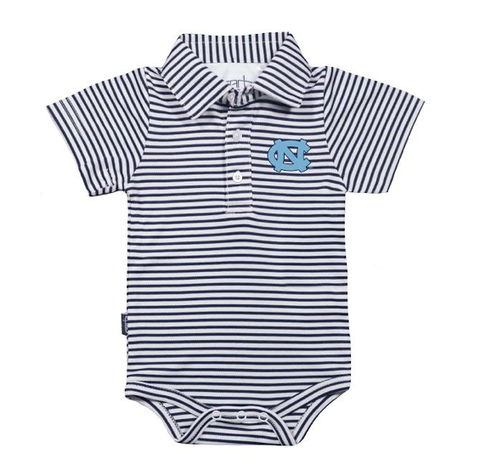 North Carolina Tar Heels Garb Infant Boys Poly Onesie