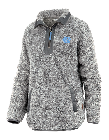 UNC Sherpa Jacket for Women in Grey - Mammoth