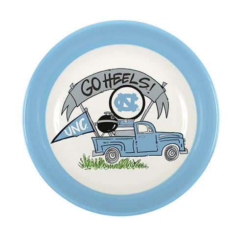 North Carolina Tar Heels Truck Plate