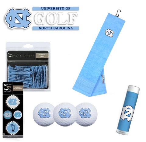 UNC Golf Accessories Set
