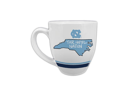 Tar Heel Nation UNC Coffee Mug