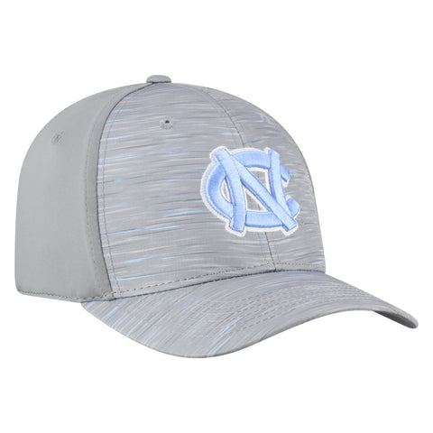 e37ae3100 North Carolina Tar Heels Top of the World Hyper One Fit Two Tone Adult Hat