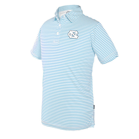 Carson Polo by Garb - UNC Tar Heels Youth Striped Polo