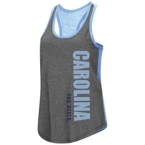 North Carolina Tar Heels Colosseum Share It Racerback Tank - Front