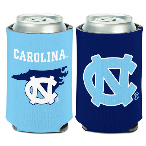 North Carolina Tar Heels Wincraft UNC State Can Cooler Koozie