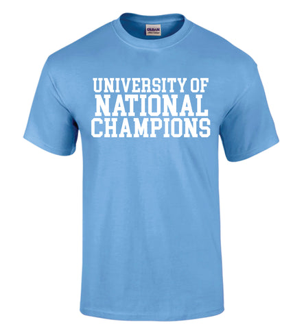 University of National Champions T-Shirt