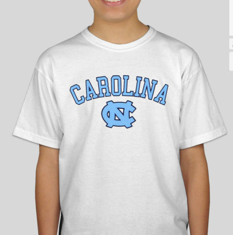 North Carolina Tar Heels UNC Classic Kid's T-Shirt