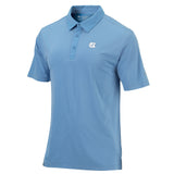 North Carolina Tar Heels Columbia Omni-Wick Sunday Polo - Carolina Blue