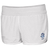 North Carolina Tar Heels Colosseum Racine Belles Reversible Women's Shorts - Inside