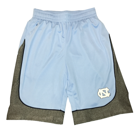 North Carolina Tar Heels Colosseum Commando Basketball Shorts