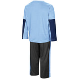 North Carolina Tar Heels Colosseum Toddler Boy's We Got Us Set - Back