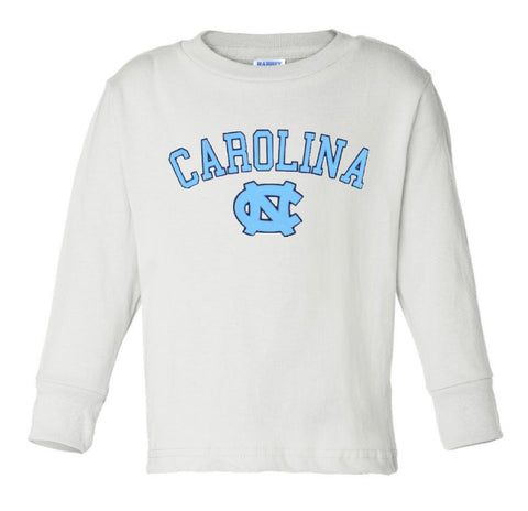 North Carolina Tar Heels UNC Classic Toddler Long Sleeve