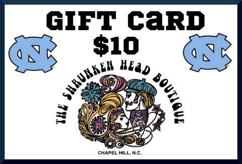 shrunkenhead.com Gift Card - Virtual Gift Card