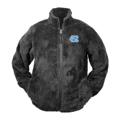 North Carolina Tar Heels Garb Harvey Toddler Fleece Zip Up Jacket