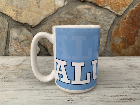 North Carolina Tar Heels UNC Alumni Coffee Mug
