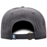 League Play by Top of the World - Charcoal Grey Athletic Fit UNC Rameses Hat