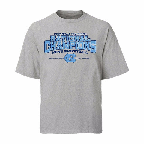 North Carolina Tar Heels 2017 National Championship Cut The Net T-Shirt