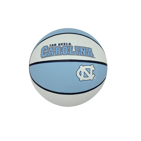 North Carolina Tar Heels Baden Official Size Rubber Basketball