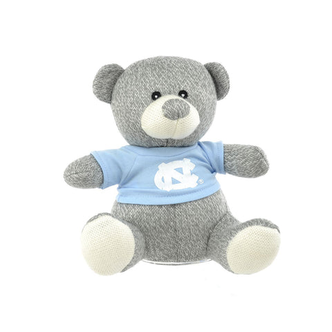 North Carolina Tar Heels Sock Bear