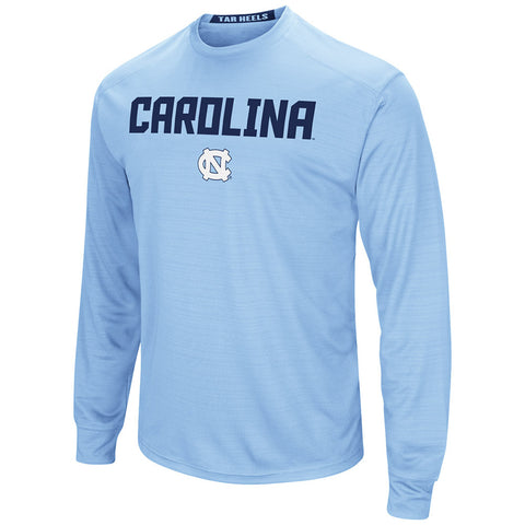 North Carolina Tar Heels Colosseum Adult Setter Long Sleeve T-Shirt - Carolina Blue