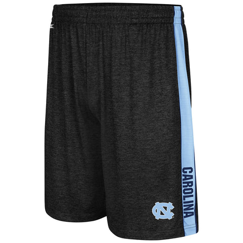 North Carolina Tar Heels Colosseum Wicket Basketball Shorts - Grey