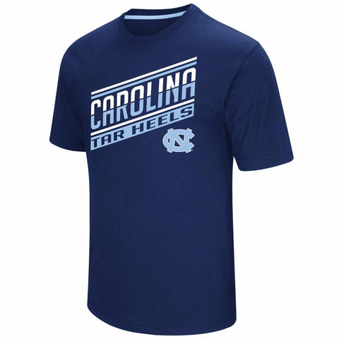 North Carolina Tar Heels Colosseum Angler T-Shirt - Navy