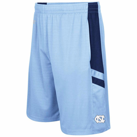 North Carolina Tar Heels Colosseum Setter Shorts - Carolina Blue